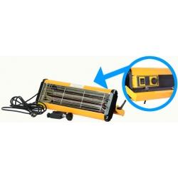 Infrarotstrahler zu Lacktrockner 1100W