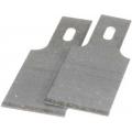 Falzschaber-Ersatzklingen 16mm