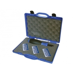 Falzschaberset im Koffer